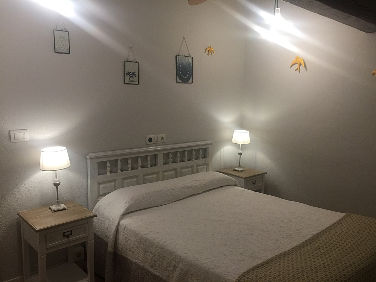 Rooms - Agroturismo Ibarra